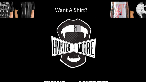 Hunter Moore's Gross New Site Will Be Slightly Less Gross than Advertised