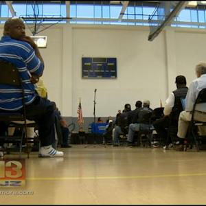 Baltimore Police Misconduct Debated In Heated City Forum