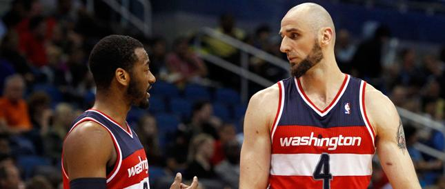 Marcin Gortat focuses on fresh start after bad finish