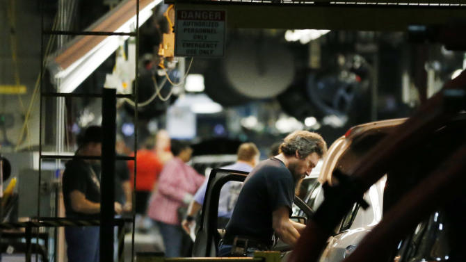 US factory activity expands in June, jobs decline