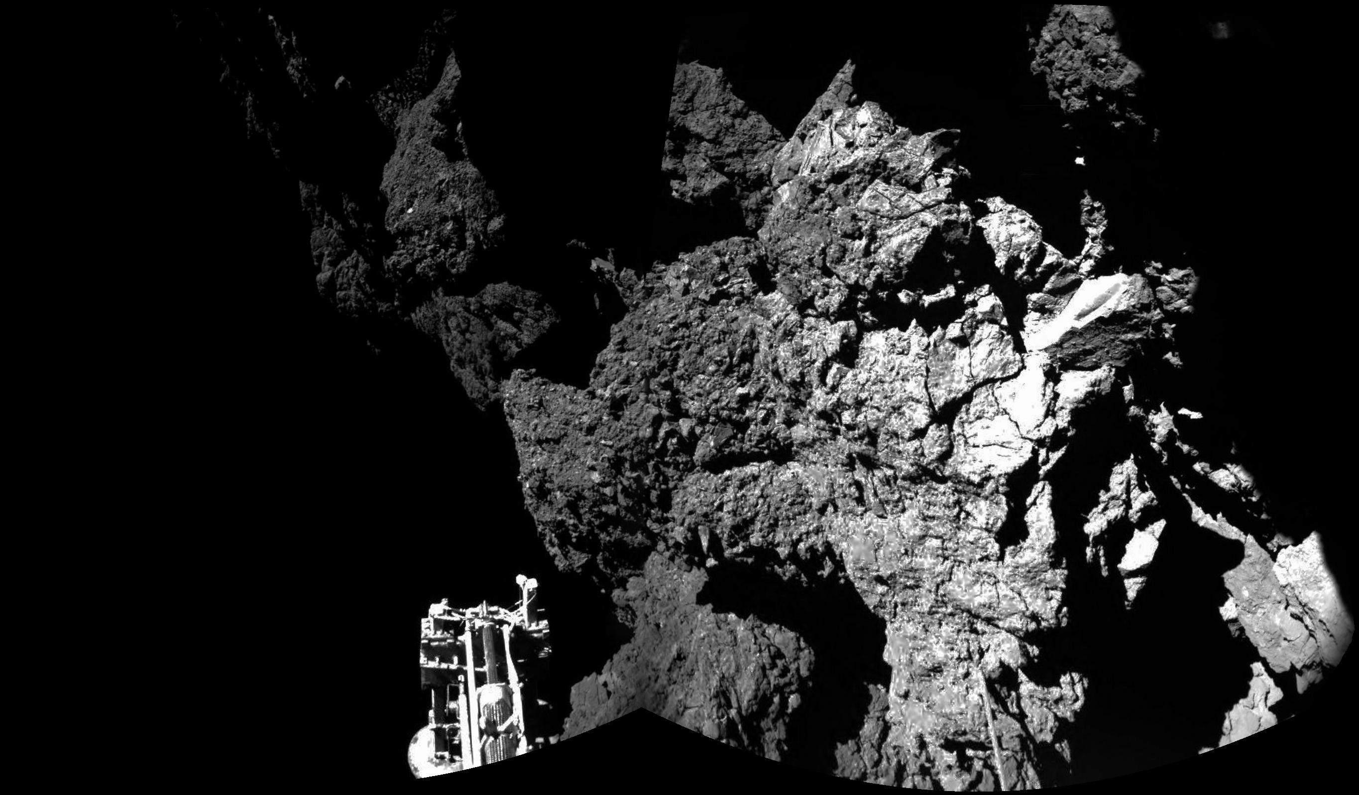 Cosmic puzzle settled: Comets give us shooting stars