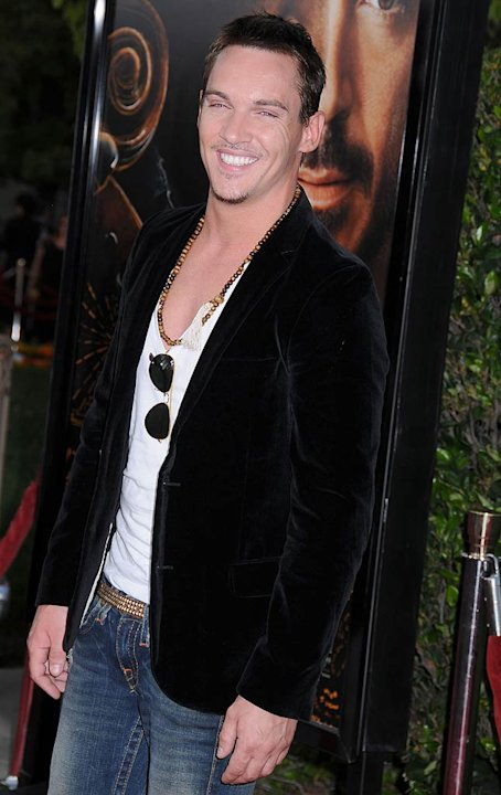 Jonathan Rhys Meyers The Soloist Pr