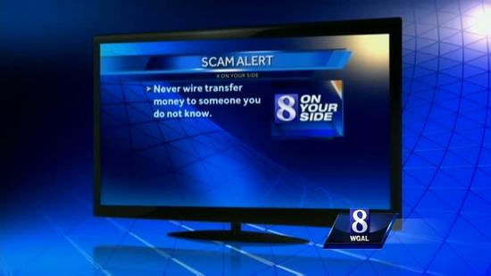 Officials crack down on cash fraud scam