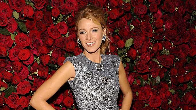 Blake Lively Museum Of Modern Art