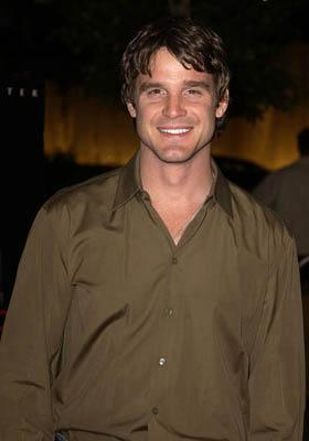 Eddie McClintock at the LA premiere of Columbia's Panic Room