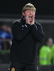 Stuart McCall saw his Motherwell team fail to win at Fir Park again