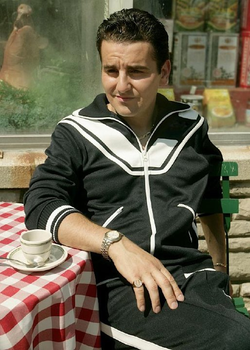Max Casella stars as Benny Fazio in The Sopranos on HBO.