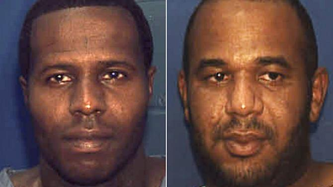 Escaped Florida Killers Brazenly Registered as Felons Days After Their Escapes