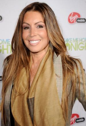 Rachel Uchitel attends the Los Angeles premiere of 'Take Me Home Tonight' at Regal 14 at LA Live Downtown in Los Angeles, Calif. on March 2, 2011  -- Getty Premium