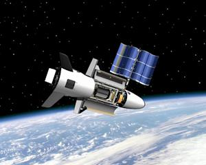 US Air Force's Secretive X-37B Space Plane Shatters…
