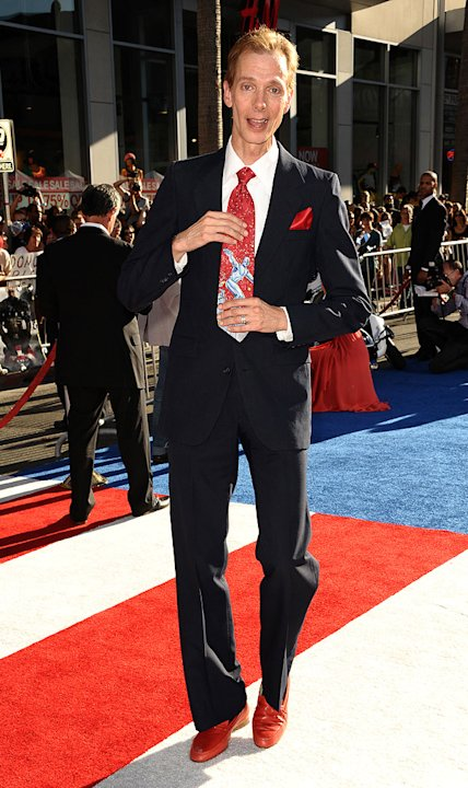Captain America LA Premiere 2011 Doug Jones