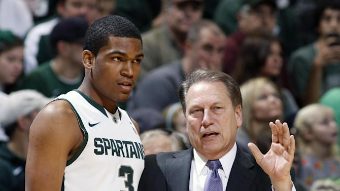 Inconsistent UNC travels to No. 1 Michigan State
