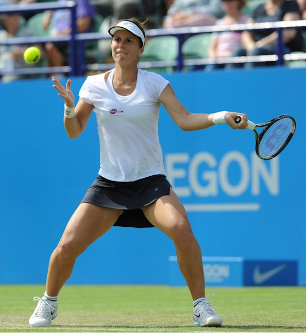 AEGON International - Day Three