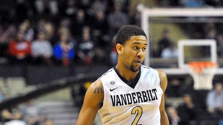 NCAA Basketball: Mississippi at Vanderbilt