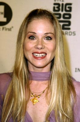 Christina Applegate VH-1 Big in 2002 Awards - 12/4/2002