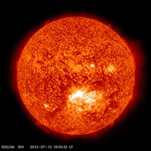 Sun Dominates Space Weather Concerns for Next Decade: Report