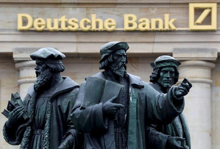 Deutsche Bank cuts ties with 3,400 clients in trading business