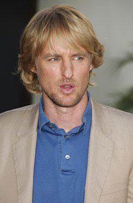 Owen Wilson at the LA premiere of Universal's You, Me and Dupree