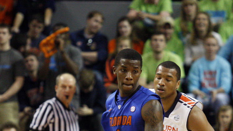 NCAA Basketball: Florida at Auburn