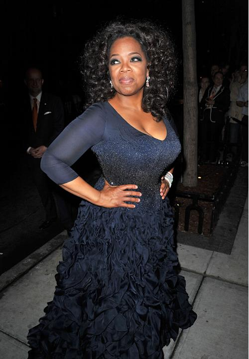 Female Recast: Oprah