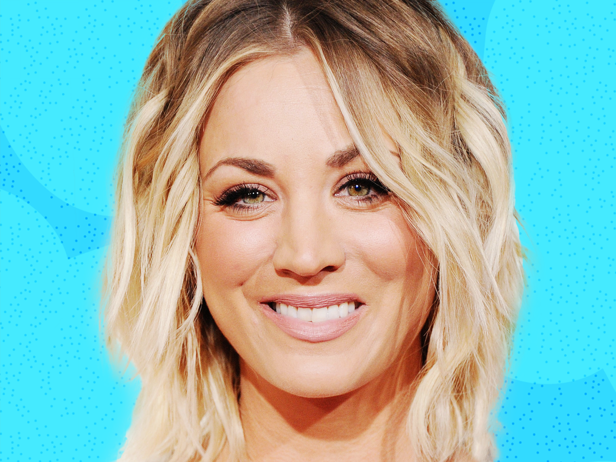 Kaley Cuoco Says Bye To The Big Bang Theory With A New 'Do