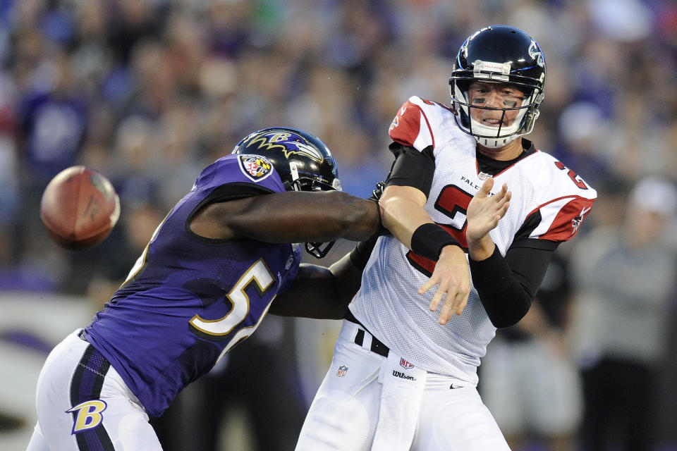 Ravens, Falcons find lessons in preseason matchup