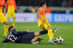 'He likes to dive' - Ancelotti slams Alexis over penalty incident