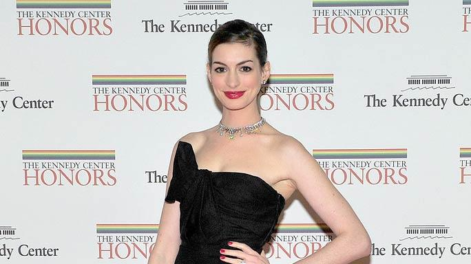 Anne Hathaway Kennedy Center Honors