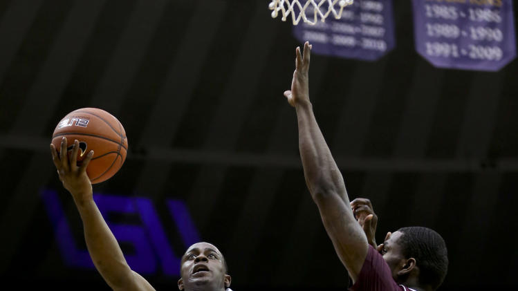 NCAA Basketball: Texas A&M at LSU