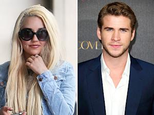 "Amanda Bynes Has Crush on Liam Hemsworth: ""He's The Most Gorgeous Man on the Face of the Earth"""