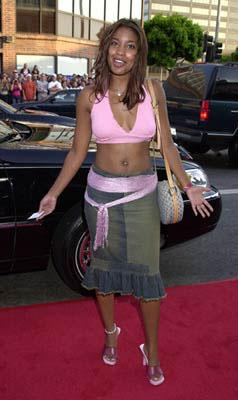 Premiere: Reagan Gomez-Preston at the Westwood premiere of Universal's American Pie 2 - 8/6/2001
