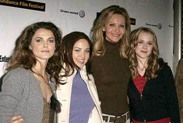 Keri Russell, Erika Christensen, Joan Allen and Evan Rachel Wood