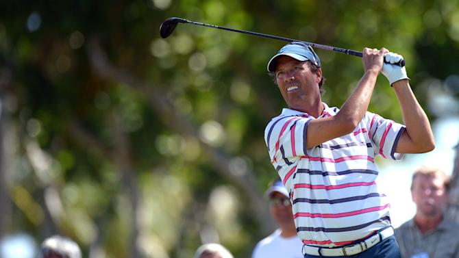 PGA: Sony Open in Hawaii-Second Round
