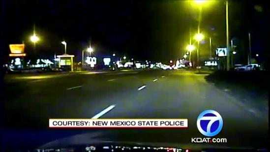 DWI Chase Video