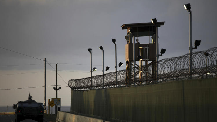 Pentagon wants $450M for Guantanamo prison