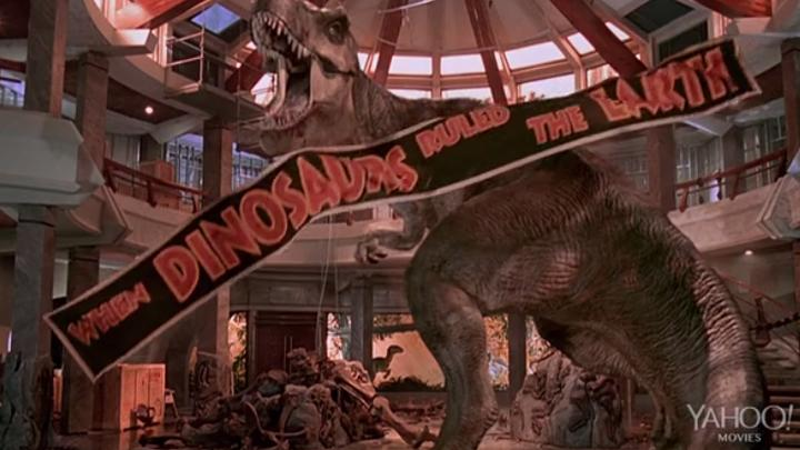 Chris Pratt on Jurassic Park: 'It was like cinema was reinvented right in front of me'