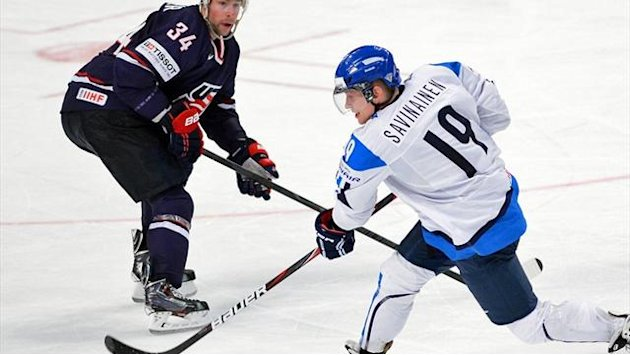 Eishockey - US-Team trstet sich mit Bronze