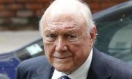 Stuart Hall Charged With Raping Two Teenagers