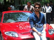 Shahid escapes fire mishaps on the sets of RAMBO RAJKUMAR