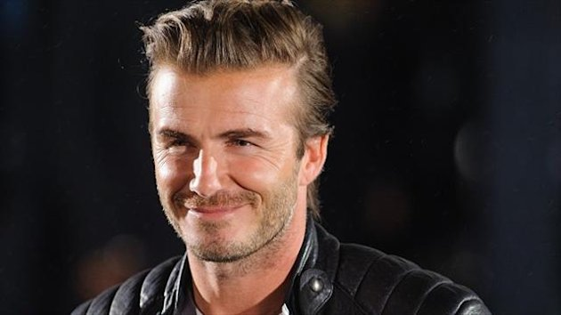 David Beckham has an option to buy a franchise for 25million US dollars