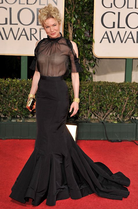 Renee Zellweger Black GG