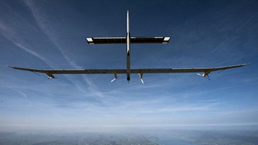 Meant to Fly? The World's First Solar-Powered Airplane