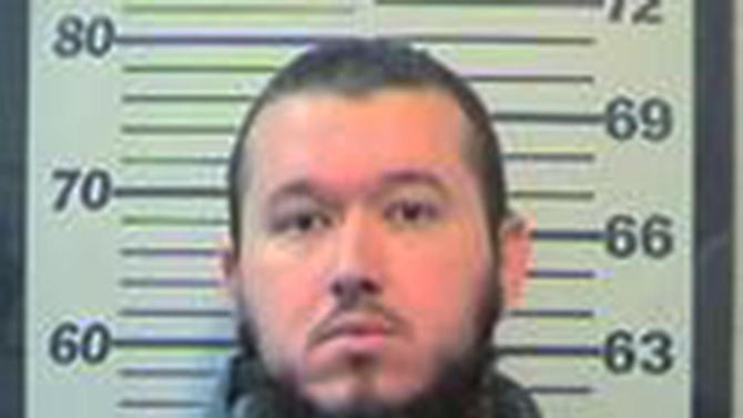 In this undated photo provided by the FBI, Randy Lamar Wilson, 26, in Mobile, Ala. Wilson, of Mobile, is a man who the FBI said wanted to wage violent jihad in Africa. Wilson pleaded on guilty on Friday, April 19, 2013 to a charge of conspiracy to provide material support to terrorists. Under a plea agreement with prosecutors, he could face 15 years in federal prison, contingent on the information he provides about co-conspirators. U.S. District Judge Kristi DuBose set an Oct. 18 sentencing date for Wilson. (AP Photo/FBI) Wilson was arrested in December at the Atlanta airport while boarding a flight with his family to Mauritania.