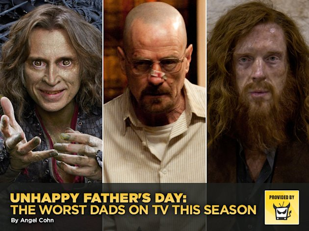 Unhappy Father's Day: The …