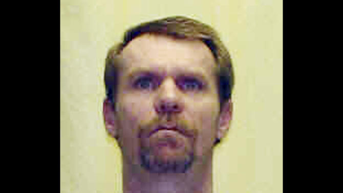 This undated photo released by the Ohio Department of Rehabilitation and Corrections shows Steven Smith. Smith, a condemned Ohio killer, is making an unusual plea for mercy ahead of his scheduled execution next month. Attorneys for Steven Smith tell the state parole board that while he intended to rape his girlfriend's 6-month-old daughter, Smith never intended to kill the girl. (AP Photo/Ohio Department of Rehabilitation and Corrections)