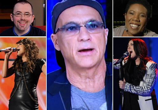 Idology: Is Comic Jimmy Iovine Hurting Idol's Ladies? Plus: Lazaro and the 'Courage' Card