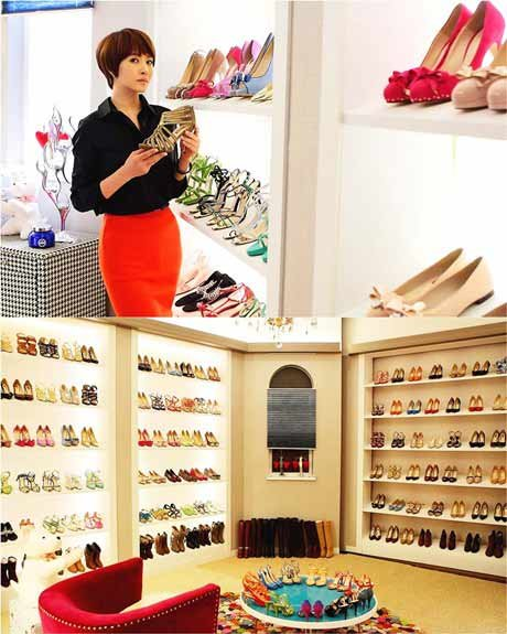 'I Do I Do' Spent 120 Million Won on 500 Pairs of Shoes