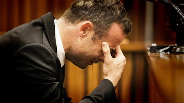 Oscar Pistorius' Emotional Reactions in Court
