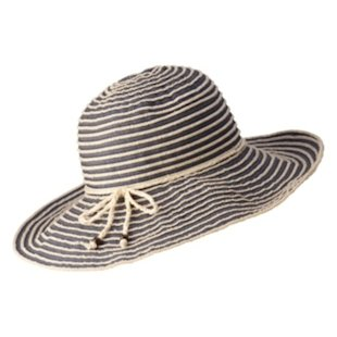 Ribbon Floppy Hat
