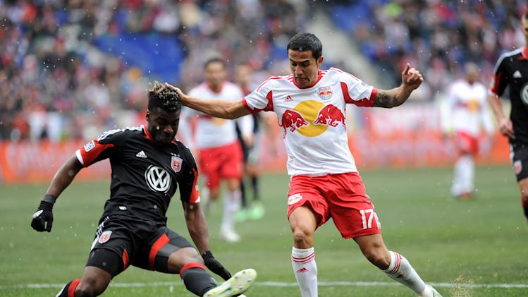 MLS: D.C. United at New York Red Bulls